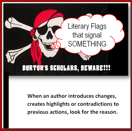 Scholars BEWARE of Flags