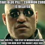 Take Blue Pill