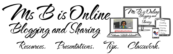 I blog to share